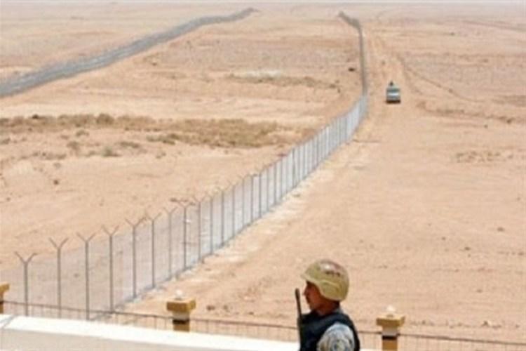 العراق تبدأ بناء سياج حدودي مع سوريا