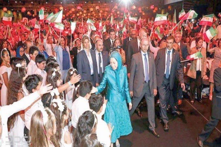 المعارضة الإيرانية تتهم النظام بالتخطيط لهحوم ضد مؤتمرها في باريس