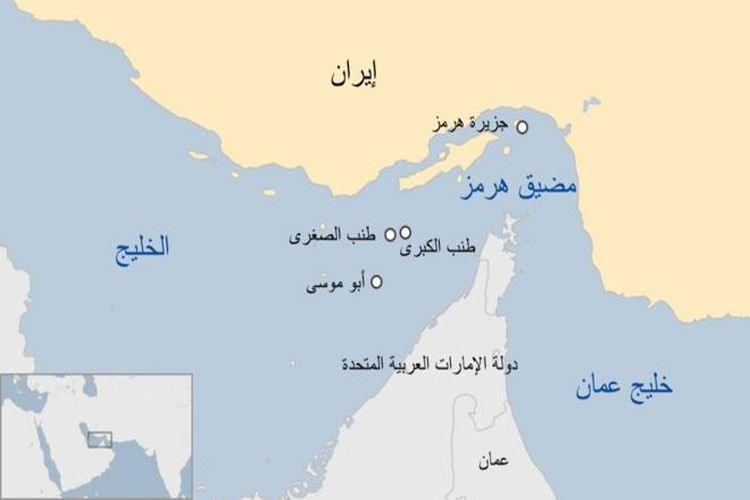 بعد تهديدات إيران بإغلاقه.. 9 معلومات هامة عن مضيق هرمز
