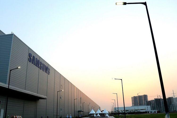 الهند: سامسونج تفتتح أكبر مصنع للهواتف في العالم