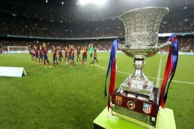 كأس السوبر الإسباني من مباراة واحدة في المغرب
