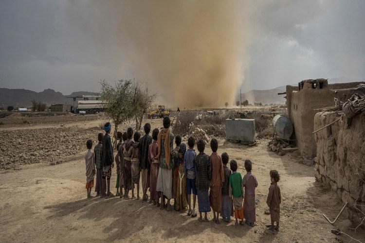 حماية الأطفال في الصراعات المسلحة