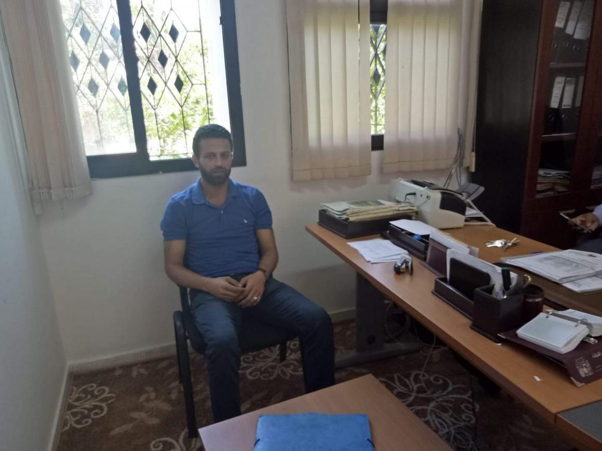 الزميل هلال الجمرة يبدأ إضراباً عن الطعام: انتقائية ومناطقية بالتعامل مع المبتعثين