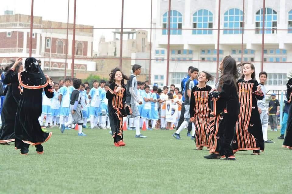 انطلاق فعاليات الملتقى الصيفي الثالث لنادي وحدة صنعاء.. صور