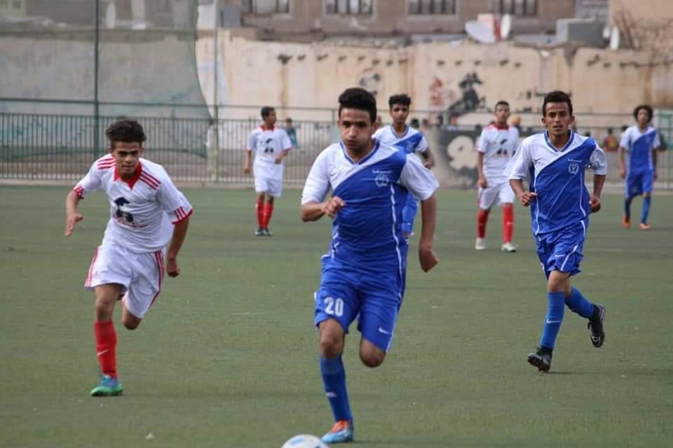 ثلاثة انتصارات وتعادل بافتتاح دوري الفئات العمرية لأندية امانة العاصمة