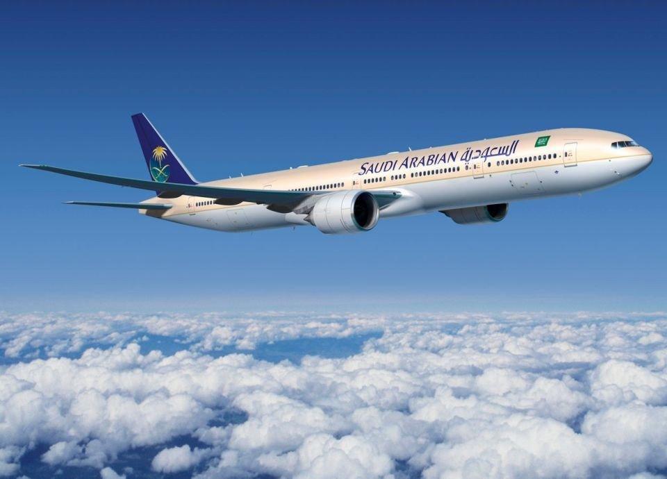 الخطوط الجوية السعودية تعلن وقف جميع رحلاتها إلى كندا