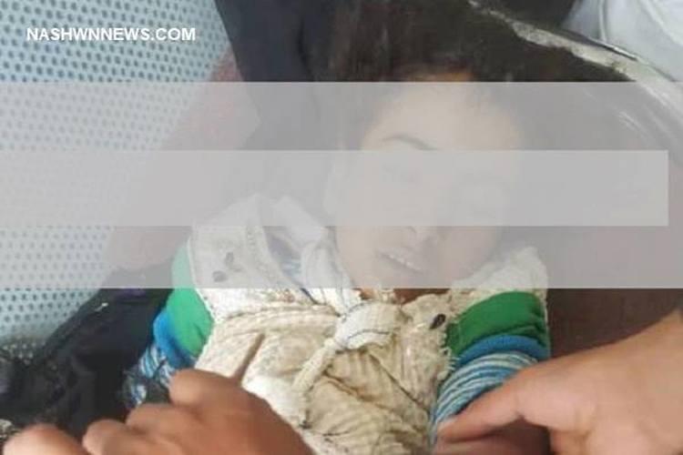دعوات لمناصرة مع طفلة يمنية تعرضت لعنف والدها وأصيبت بكسور.. النص