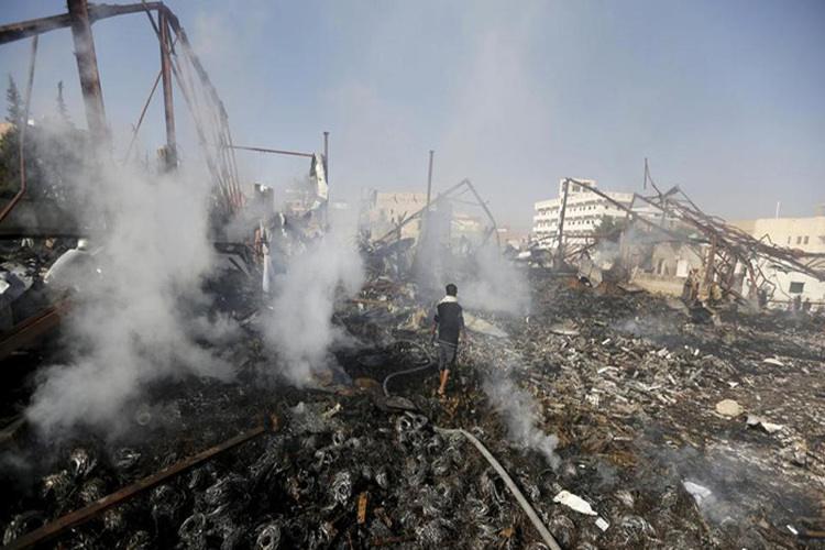 تقرير فريق الخبرء الأممي: انتهاكات في اليمن قد ترقى لجرائم حرب والأغلب للتحالف