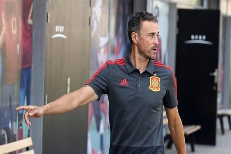 لويس إنريكي يصدم جماهير إسبانيا
