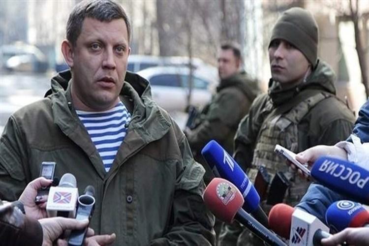 مقتل رئيس جمهورية دونيتسك الشعبية إثر عملية اغتيال