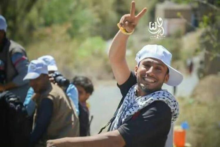 مقتل مصور صحفي بطلق ناري في تعز