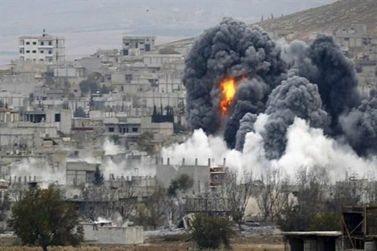 غارات روسية تستهدف إدلب السورية