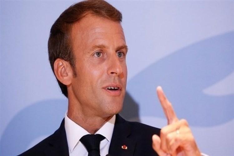 الرئيس الفرنسي ماكرون يدعو لإنشاء جيش أوروبي لحماية القارة من روسيا وأمريكا