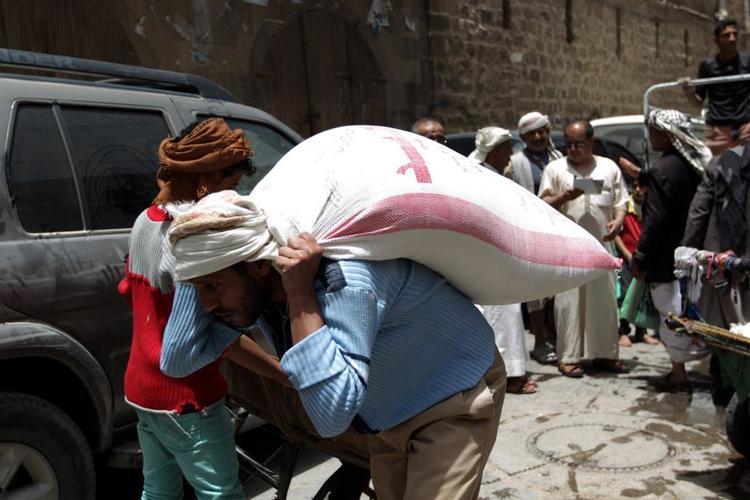 وكالة: الأمم المتحدة تشتري 50 ألف طن من القمح لليمن