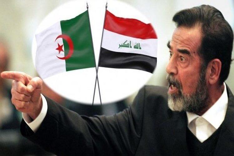 بسبب صدام حسين.. بغداد تستدعي سفير الجزائر