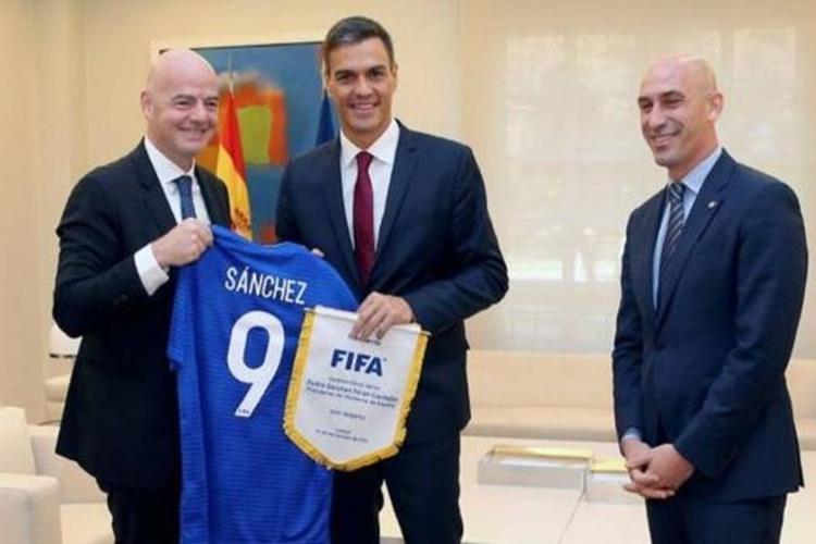 الاتحاد الإسباني لكرة القدم رحب بملف مشترك مع المغرب والبرتغال لتنظيم فعاليات مونديال 2030
