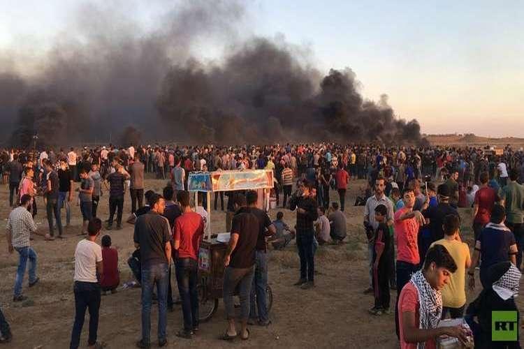 مقتل فلسطينيين اثنين برصاص القوات الإسرائيلية في غزة