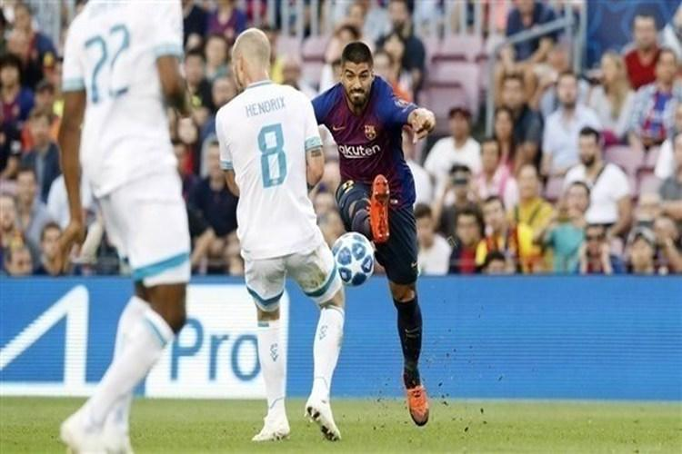 أبطال أوروبا: ميسي يقود برشلونة لاكتساح إيندهوفن وتوتنهام يسقط أمام إنتر ميلان.. شاهد الأهداف