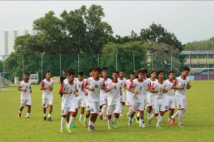 نشوان نيوز ينشر توقيت مباراة المنتخب اليمني للناشئين أمام نظيره العُماني في كأس آسيا والقنوات الناقلة