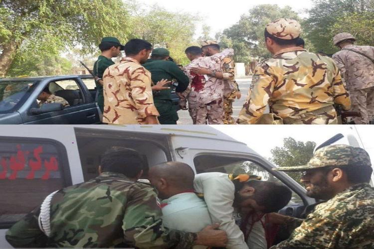 إيران: مقتل 25 بينهم 12 من الحرس الثوري في هجوم على عرض عسكري