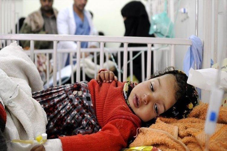 الأمم المتحدة: أكثر من 460 ألف حالة اشتباه بالكوليرا في اليمن خلال 2019