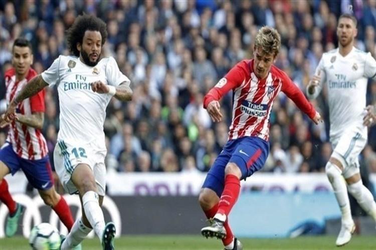 إحصائيات مقلقة لريال مدريد أمام أتلتيكو في المواسم الأخيرة بالدوري الإسباني