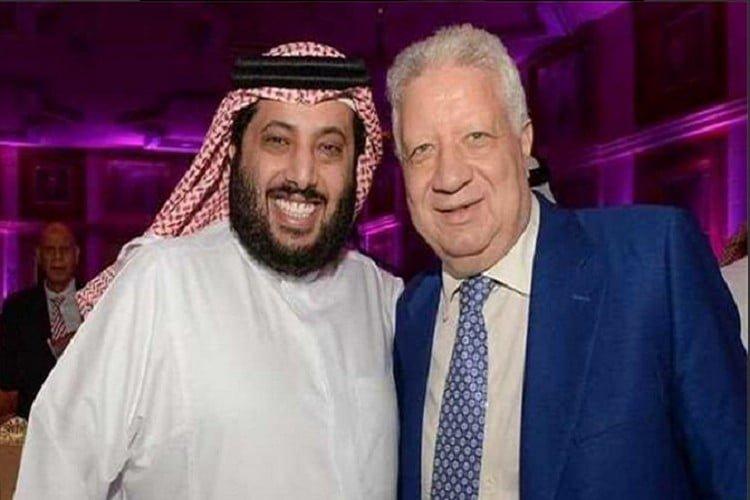 تركي آل الشيخ للاتحاد الإفريقي: مرتضى منصور خط أحمر