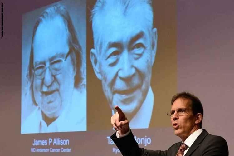 علاج السرطان يمنح جائزة نوبل في الطب لعالمين من الولايات المتحدة واليابان