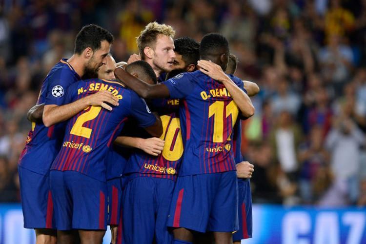 دوري أبطال أوروبا: ميسي يقود برشلونة للفوز على توتنهام برباعية.. فيديو