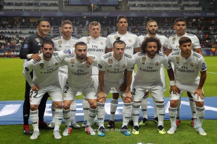 بالأرقام.. ريال مدريد ثالث أسوأ فريق في أوروبا هذا الموسم