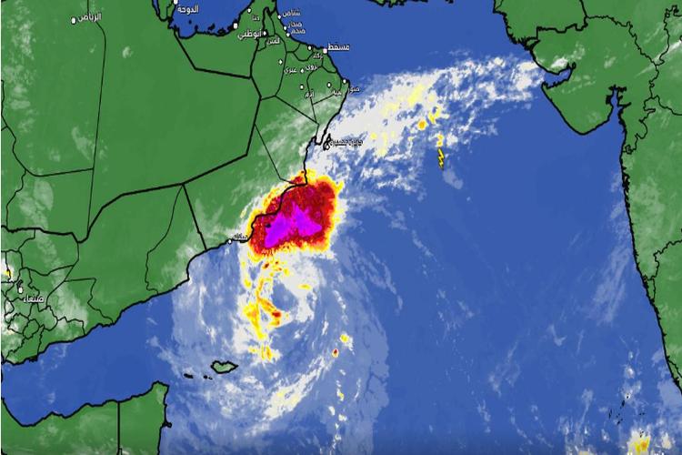 عاصفة لبان