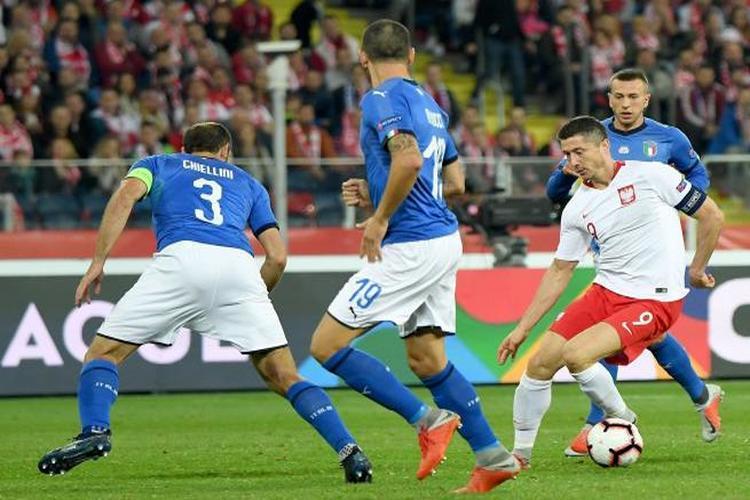 دوري أمم أوروبا: إيطاليا تخطف فوزاً ثميناً على بولندا وتركيا تخسر من روسيا.. فيديو