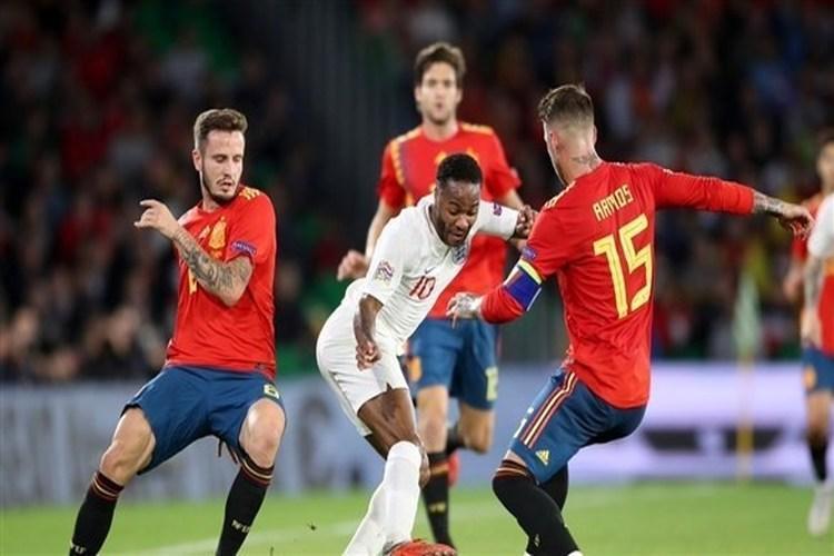 إنجلترا تهزم إسبانيا وتنعش آمالها في دوري الأمم الأوروبية.. فيديو