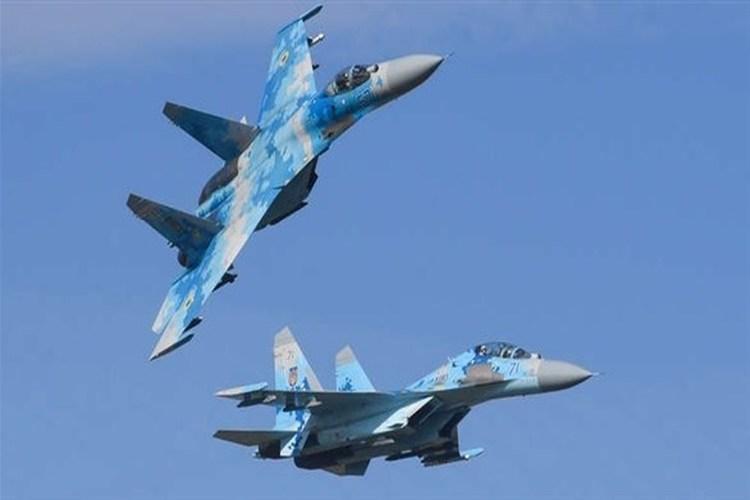 مقتل طيارين بتحطم مقاتلة في أوكرانيا