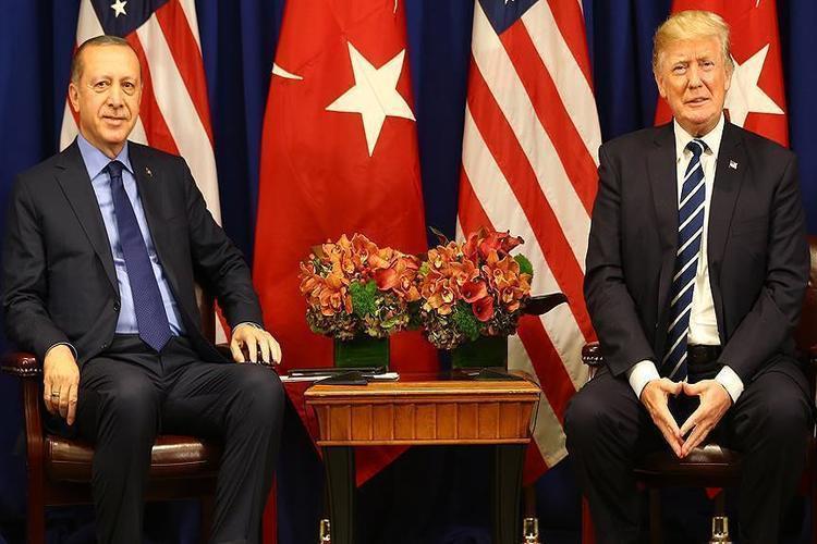 أردوغان وترامب يتفقان على ضرورة الكشف عن ملابسات مقتل الصحفي جمال خاشقجي