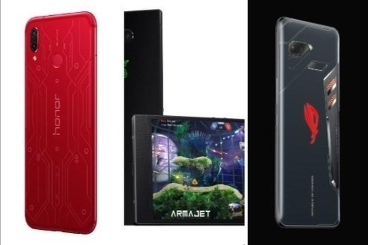 تعرف على أفضل الهواتف الذكية المخصصة للألعاب