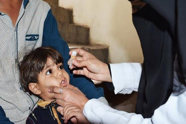 حملة التحصين الصحي ضد مرض الكوليرا