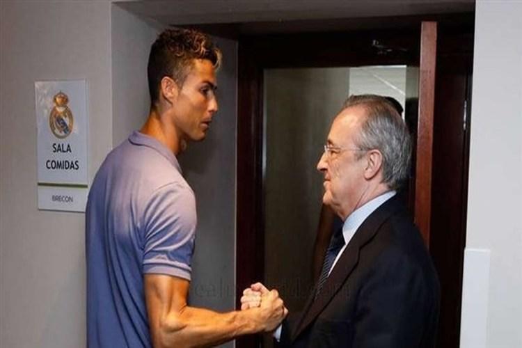 كريستيانو رونالدو: لهذا السبب رحلت عن ريال مدريد