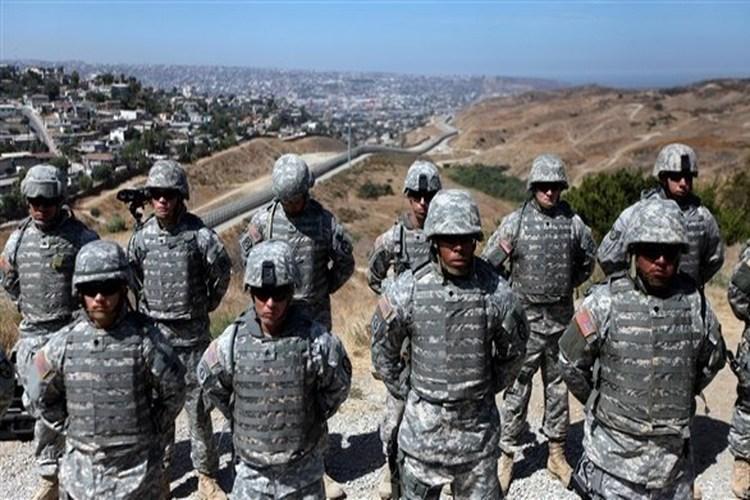 الجيش الأمريكي يخطط لإرسال 5 آلاف جندي إلى الحدود مع المكسيك