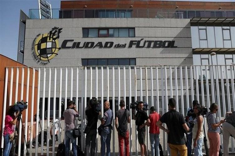 الاتحاد الإسباني لكرة القدم