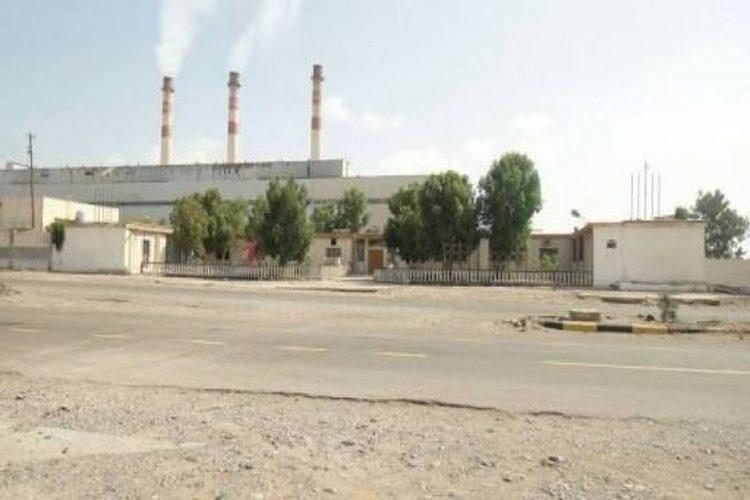 20 مليون دولار خسائر اليمن من تأخر تشغيل محطة الحسوة البخارية