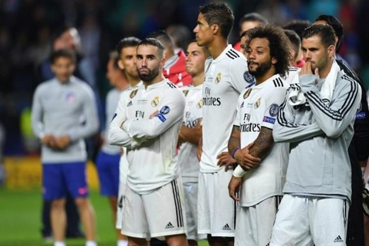 تعرف على أسوأ لاعب في ريال مدريد هذا الموسم