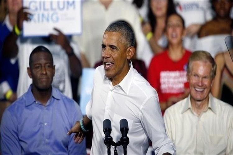 """أوباما: إرسال جنود أميركيين إلى الحدود مع المكسيك """"مناورة سياسية"""""""