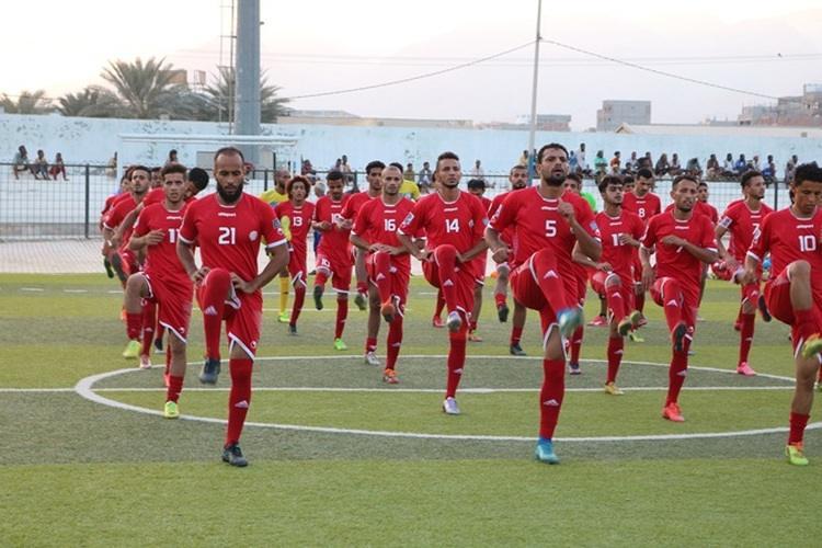 بالأسماء.. المنتخب اليمني الأول يصل الرياض لإقامة معسكر خارجي قبل نهائيات آسيا