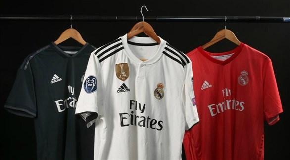 قميص ريال مدريد الأغلى في التاريخ: مليار و100 مليون يورو