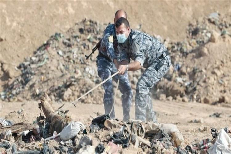 اكتشاف أكثر من 200 مقبرة جماعية لضحايا داعش في العراق