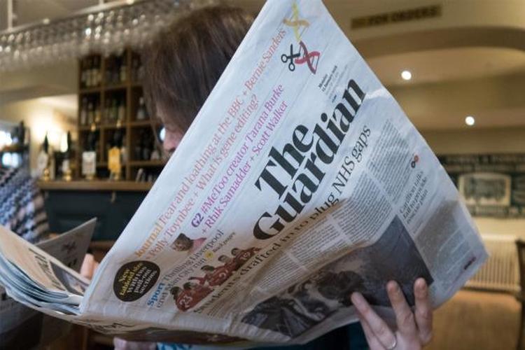 """مليون قارئ يتبرّعون بأموال لصحيفة """"ذا غارديان""""البريطانية"""