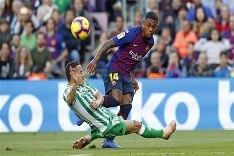 ريال بيتيس يمطر شباك برشلونة برباعية في الدوري الإسباني.. شاهد الأهداف