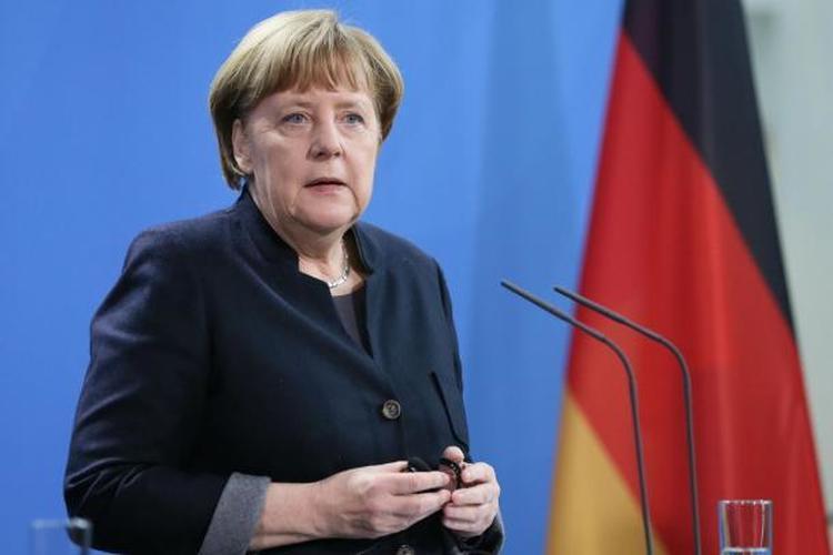 المستشارة الألمانية أنجيلا ميركل: اليمن يواجه أكبر كارثة إنسانية في العالم