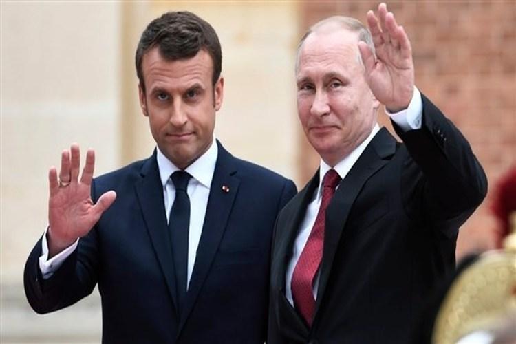 فلاديمير بوتين يرحب بمقترح إنشاء جيش أوروبي